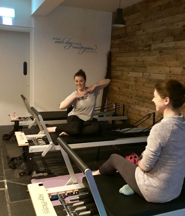 Reformer Pilates – Test Beds!
